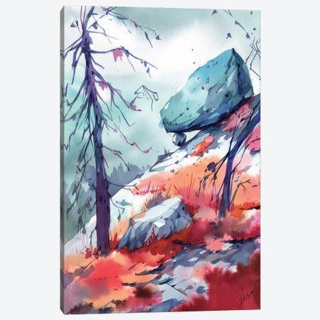 Balance II Canvas Print #OGA24} by Olga Aksenova Canvas Art Print