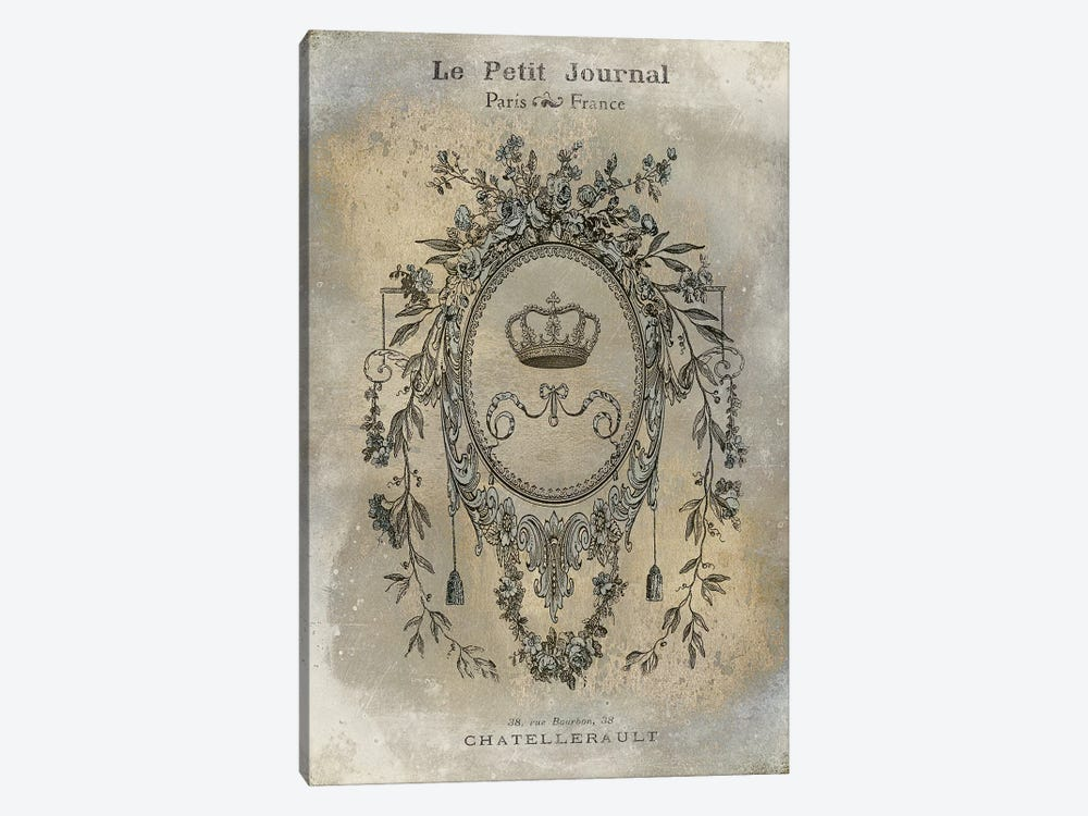 Le Petite Journal by Oliver Jeffries 1-piece Canvas Wall Art
