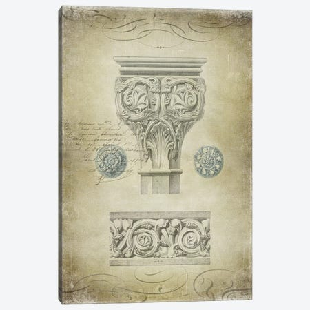 Ornamental I Canvas Print #OJE16} by Oliver Jeffries Art Print