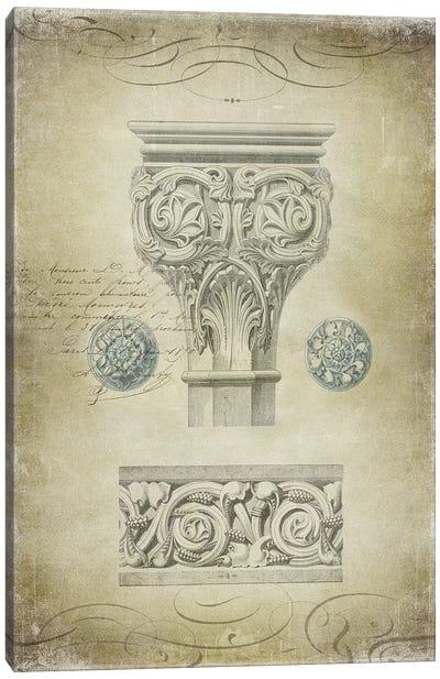 Ornamental I Canvas Print #OJE16