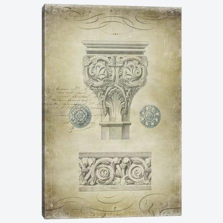 Ornamental I Canvas Print #OJE16} by Oliver Jeffries Art Print