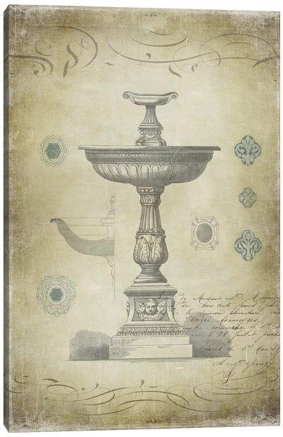 Ornamental II Canvas Art Print