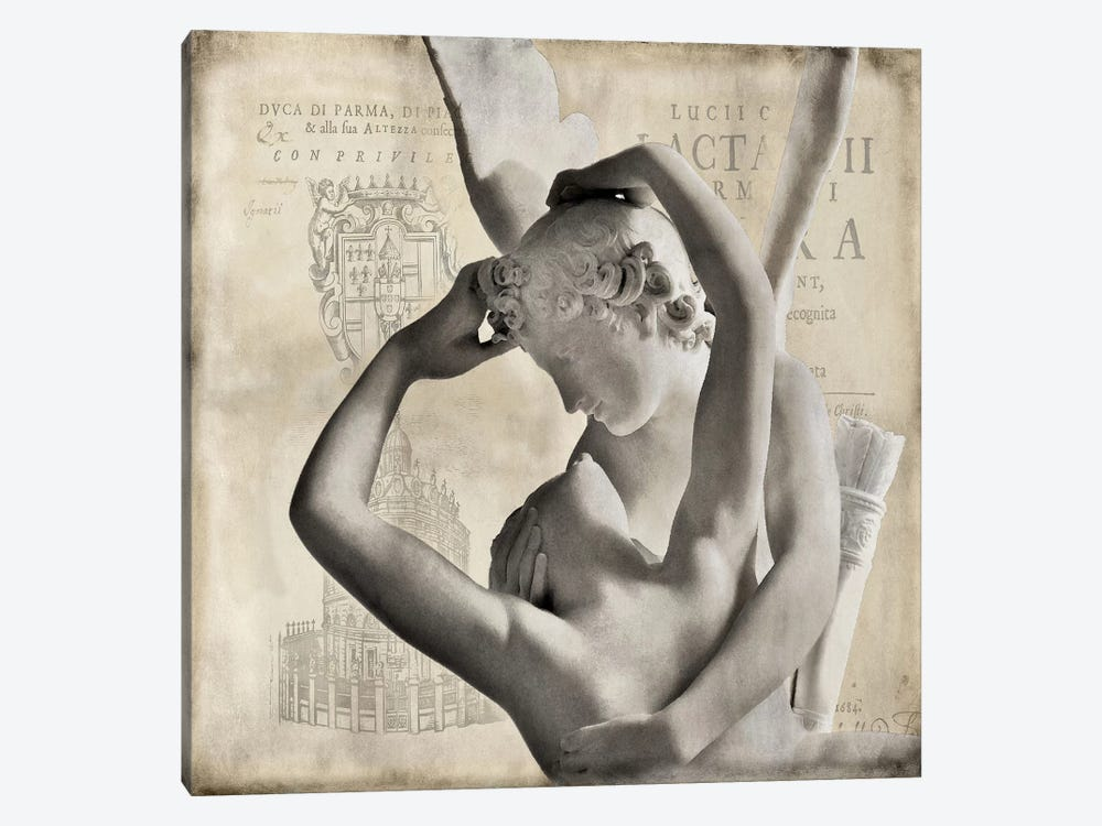 Renaissance III by Oliver Jeffries 1-piece Canvas Art