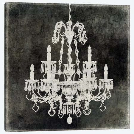 Chandelier II Canvas Print #OJE2} by Oliver Jeffries Canvas Artwork
