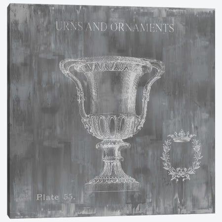 Urns & Ornaments II Canvas Print #OJE35} by Oliver Jeffries Art Print