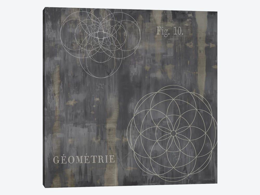 Géométrie IV by Oliver Jeffries 1-piece Canvas Print