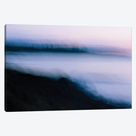 By The Sea Canvas Print #OJS105} by Olivia Joy StClaire Canvas Wall Art