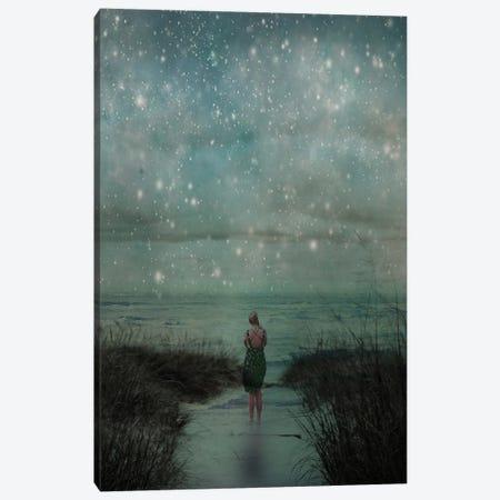 Celestial Canvas Print #OJS108} by Olivia Joy StClaire Canvas Art Print