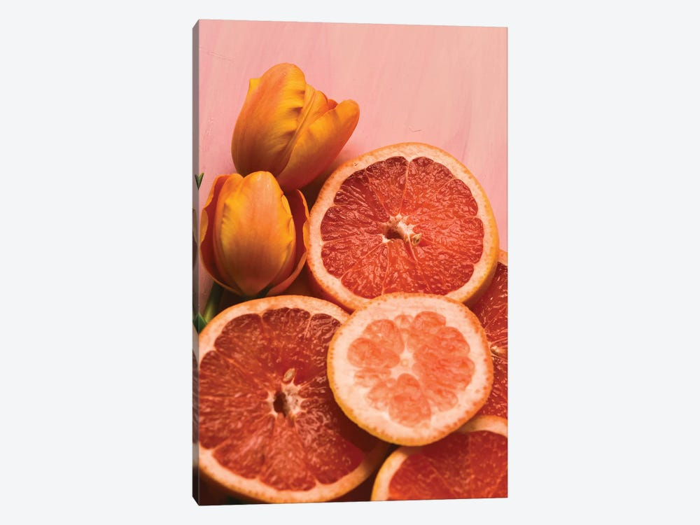 Citrus I by Olivia Joy StClaire 1-piece Canvas Art