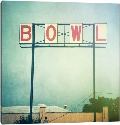 Bowl Canvas Print #OJS10
