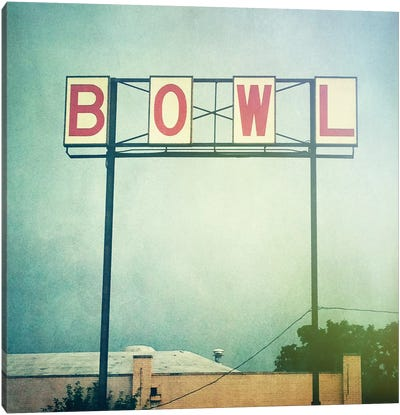 Bowl Canvas Art Print