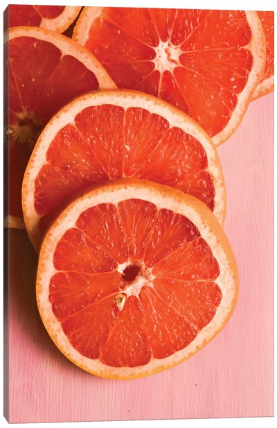 Citrus II Canvas Art Print