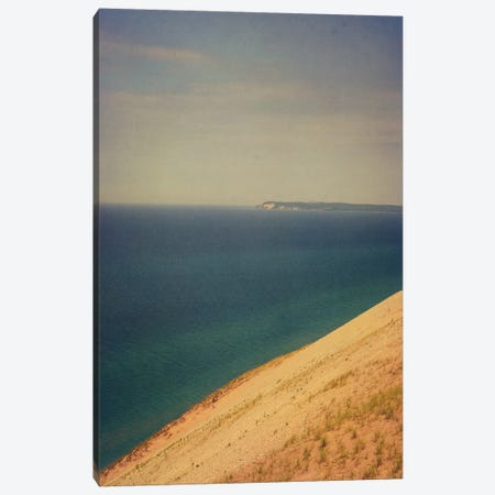 Dune Canvas Print #OJS122} by Olivia Joy StClaire Canvas Art Print