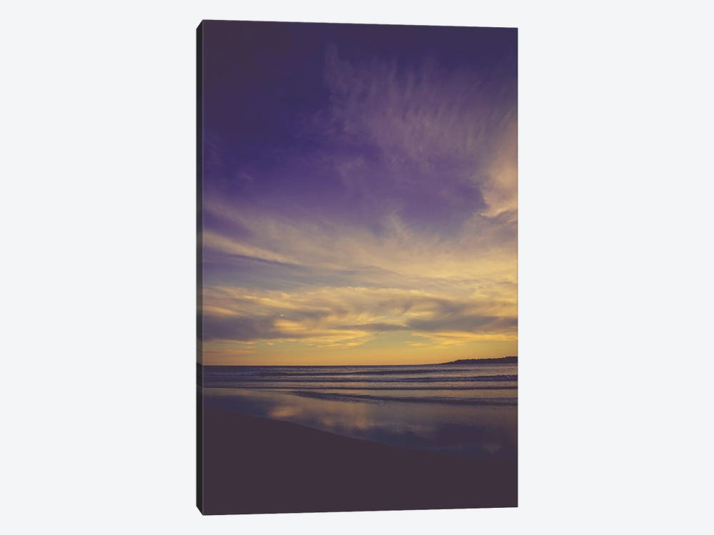 Evening At The Beach II 1-piece Canvas Art