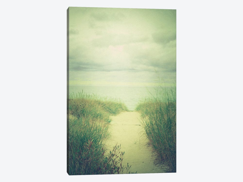 Morning At The Sea by Olivia Joy StClaire 1-piece Canvas Art Print