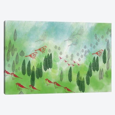 Daydreams Canvas Print #OJS15} by Olivia Joy StClaire Art Print