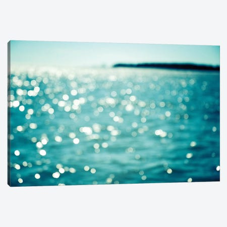 Sea Sparkle Canvas Print #OJS172} by Olivia Joy StClaire Canvas Art