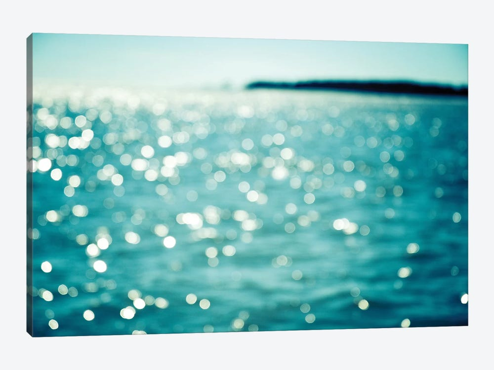 Sea Sparkle by Olivia Joy StClaire 1-piece Canvas Wall Art
