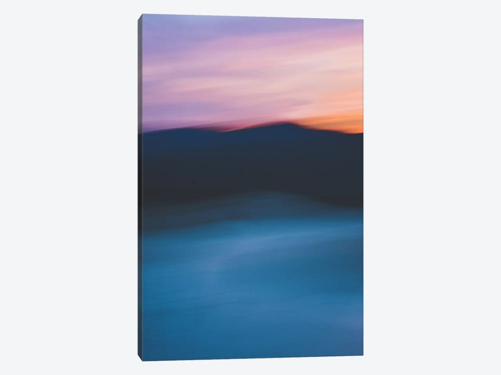 Sunset Over The Mountain by Olivia Joy StClaire 1-piece Canvas Art