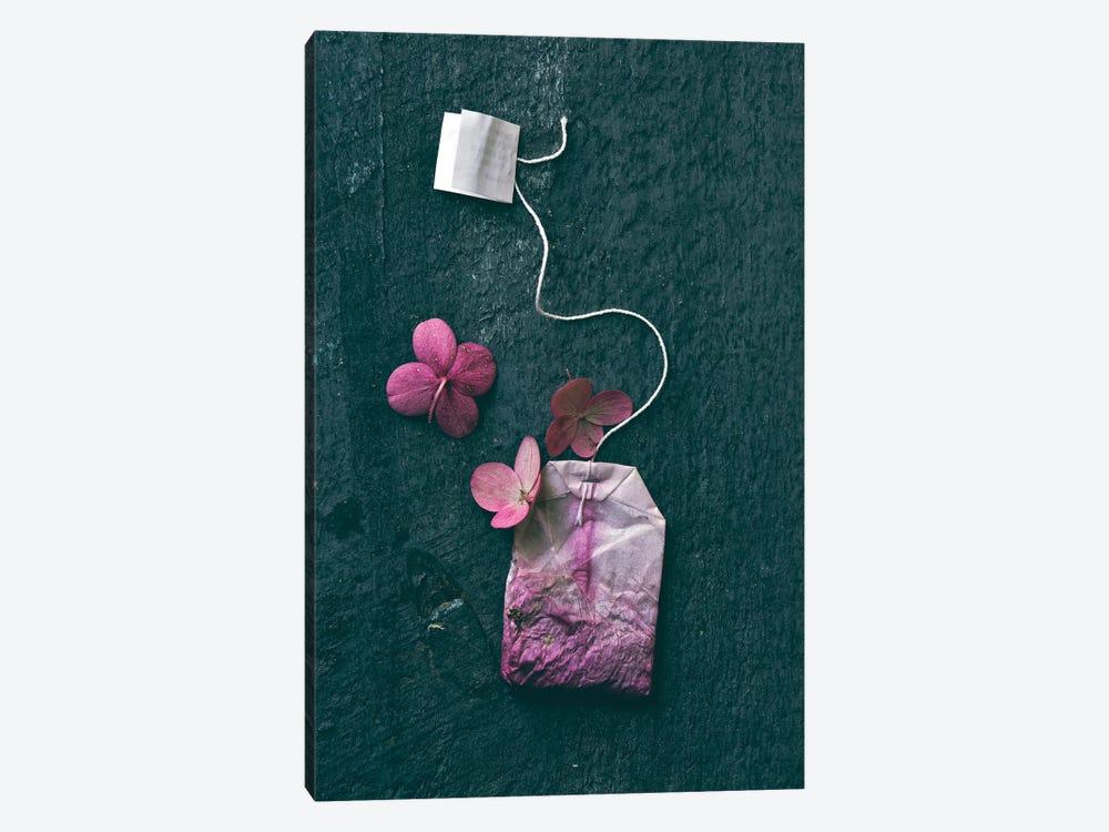 The Art Of Tea III by Olivia Joy StClaire 1-piece Canvas Art Print