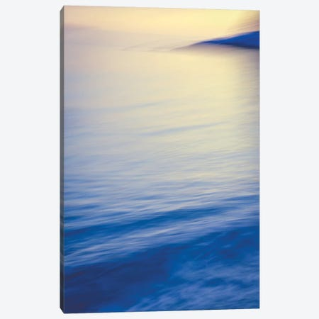 Tides And Waves Canvas Print #OJS187} by Olivia Joy StClaire Canvas Artwork
