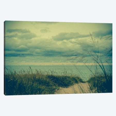 Veiled Canvas Print #OJS193} by Olivia Joy StClaire Canvas Artwork