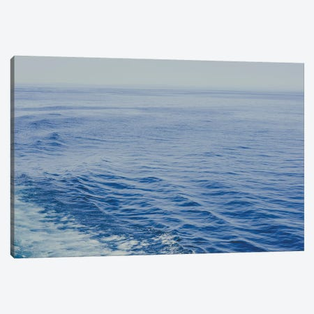 Water And Ripples Canvas Print #OJS195} by Olivia Joy StClaire Canvas Print