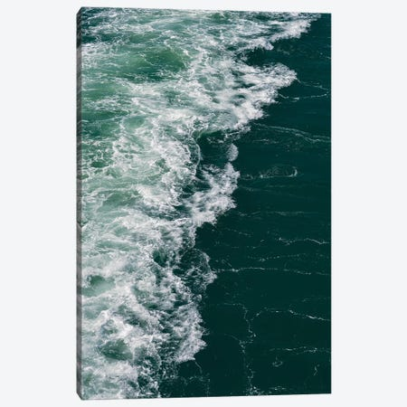 Waves I Canvas Print #OJS197} by Olivia Joy StClaire Canvas Print
