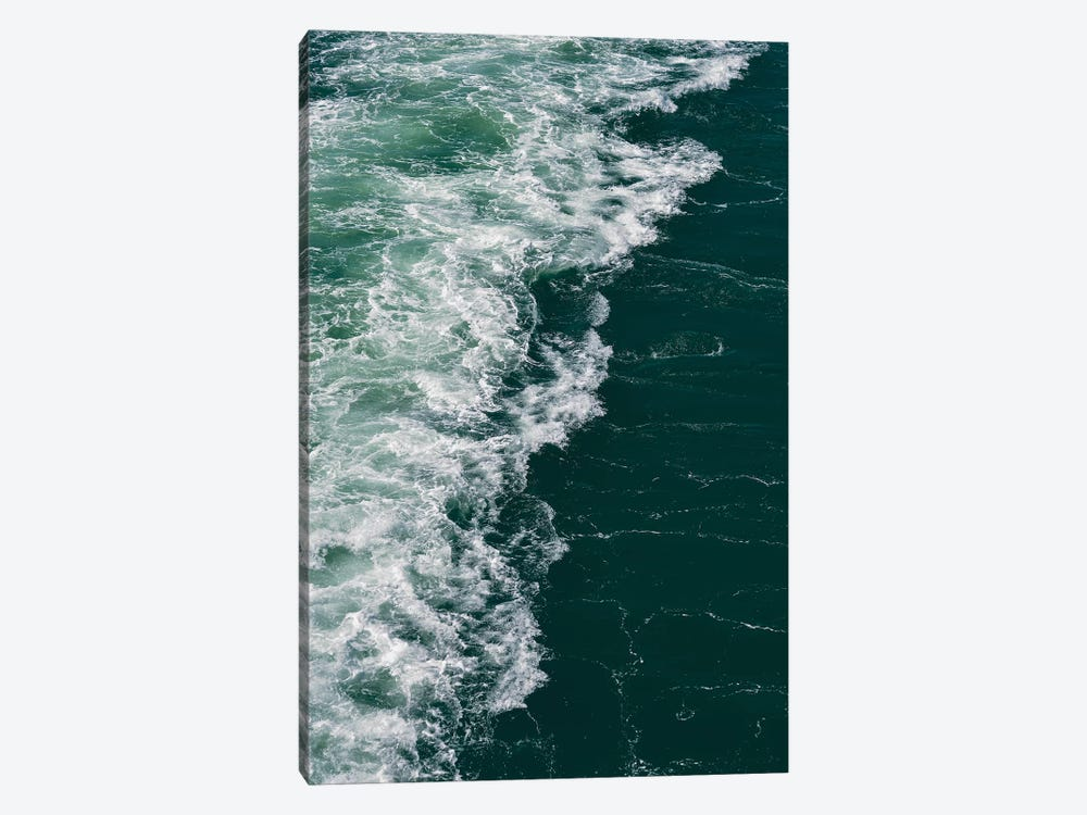 Waves I by Olivia Joy StClaire 1-piece Art Print