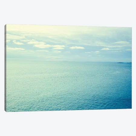 Waves III Canvas Print #OJS198} by Olivia Joy StClaire Canvas Art