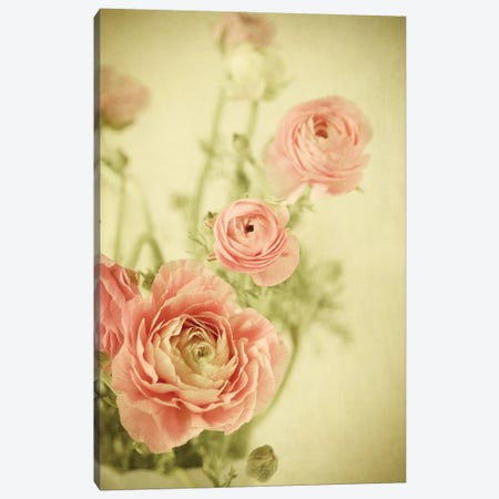 A Little Romance Canvas Print #OJS1} by Olivia Joy StClaire Art Print