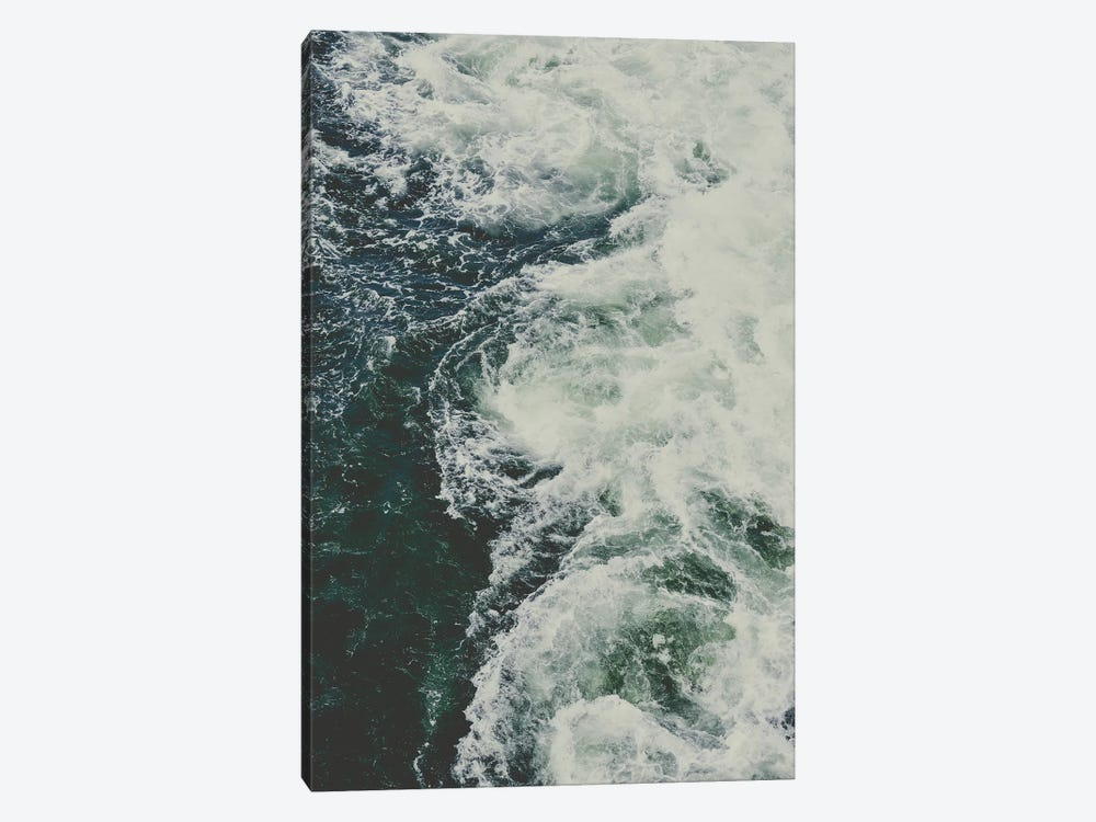 Waves V by Olivia Joy StClaire 1-piece Canvas Art Print