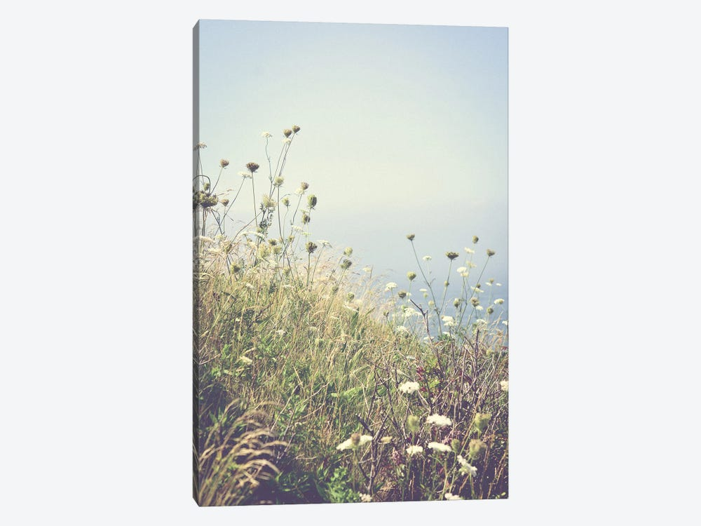 Wildflowers By The Sea by Olivia Joy StClaire 1-piece Art Print