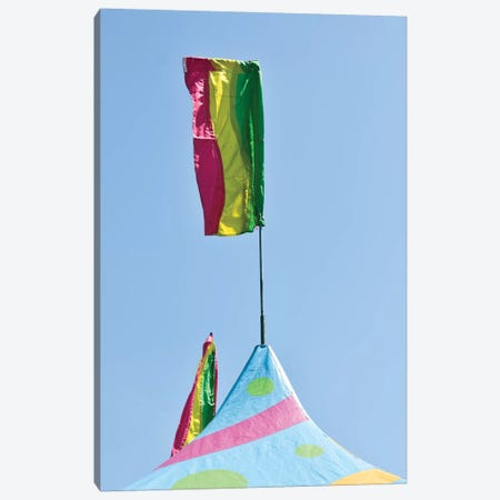 Carnival Canvas Print #OJS207} by Olivia Joy StClaire Canvas Print