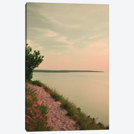 Evening Overlook Canvas Print #OJS222} by Olivia Joy StClaire Canvas Artwork