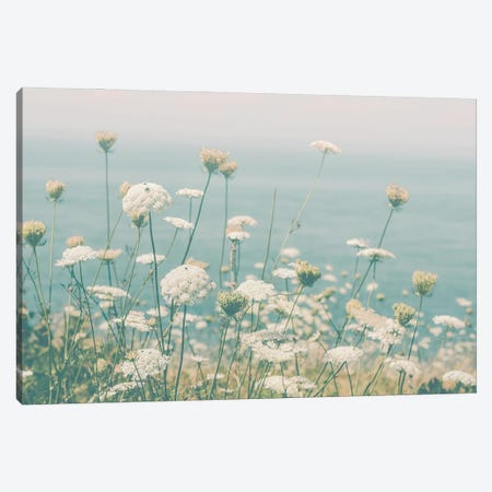 Laughter Danced Through The Flowers Canvas Print #OJS240} by Olivia Joy StClaire Canvas Art