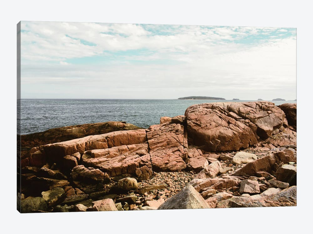 Coastal Life II by Olivia Joy StClaire 1-piece Art Print