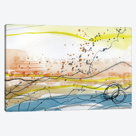 Where We Come Apart Canvas Print #OJS288} by Olivia Joy StClaire Canvas Artwork