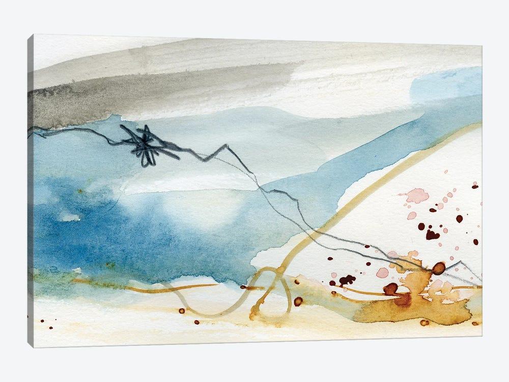 Summer Rain by Olivia Joy StClaire 1-piece Canvas Art