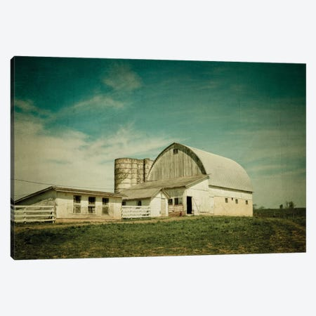 Rural Life Canvas Print #OJS34} by Olivia Joy StClaire Canvas Art Print