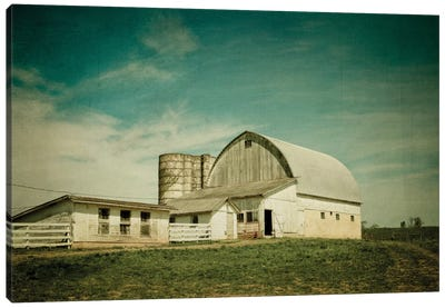 Rural Life Canvas Print #OJS34