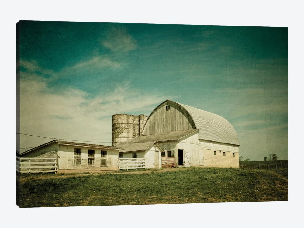 Rural Life 1-piece Art Print