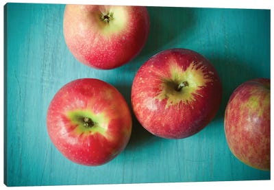 Apples Canvas Print #OJS3