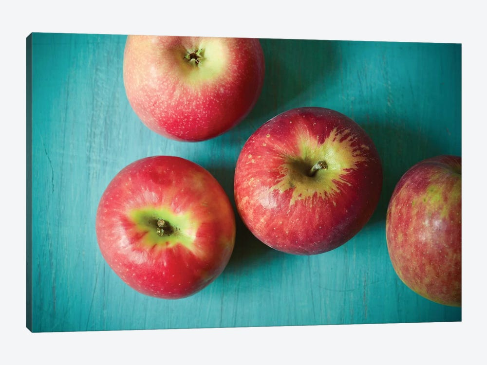 Apples by Olivia Joy StClaire 1-piece Canvas Wall Art