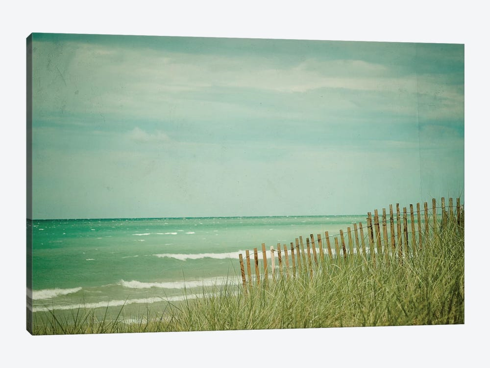 Summer At The Beach by Olivia Joy StClaire 1-piece Canvas Wall Art