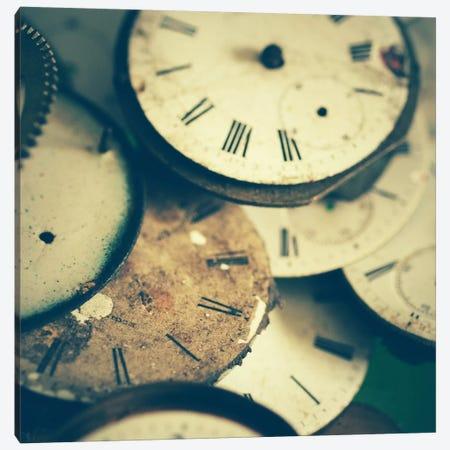 Time Flies Canvas Print #OJS45} by Olivia Joy StClaire Canvas Art