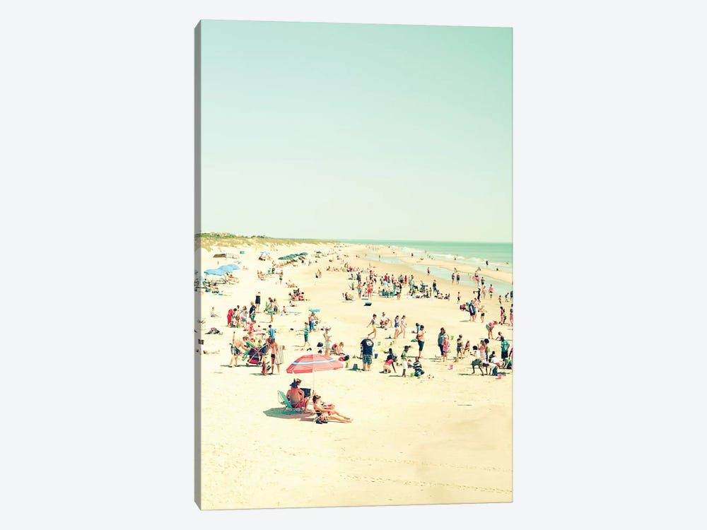 Beach Life by Olivia Joy StClaire 1-piece Canvas Print