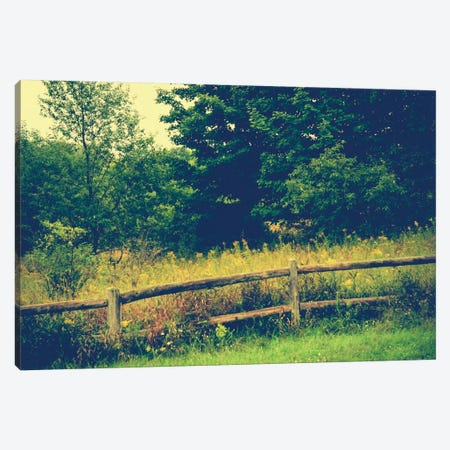 Boundary Line Canvas Print #OJS54} by Olivia Joy StClaire Art Print
