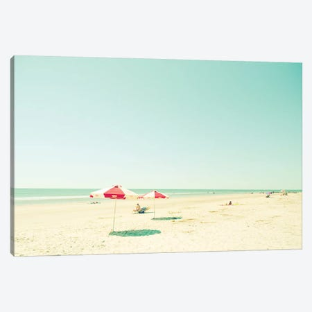 Forever Summer I Canvas Print #OJS58} by Olivia Joy StClaire Canvas Wall Art