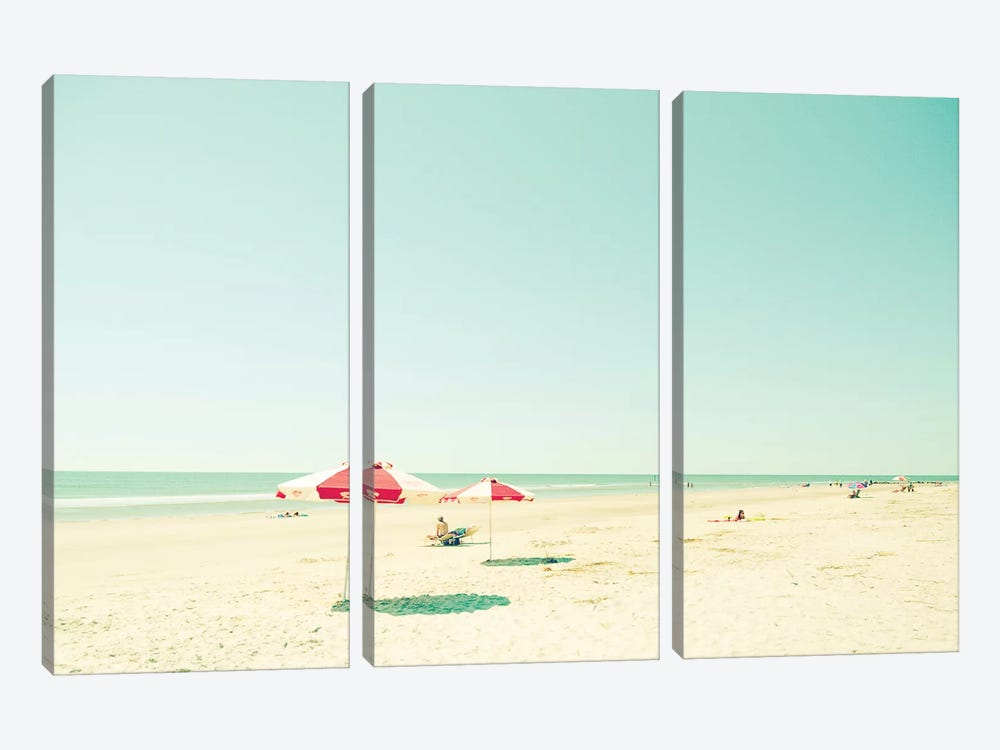 Forever Summer I by Olivia Joy StClaire 3-piece Canvas Print
